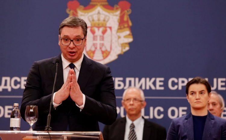 塞爾維亞因冠狀病毒對外國人關閉邊境